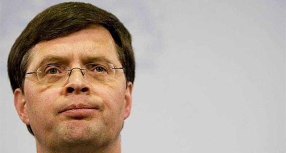 Balkenende wel in Brussel, maar niet voor Dexia