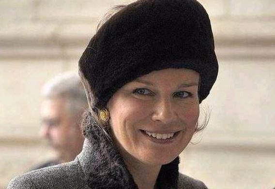 Prinses Mathilde verre nicht van Poolse interimpresident