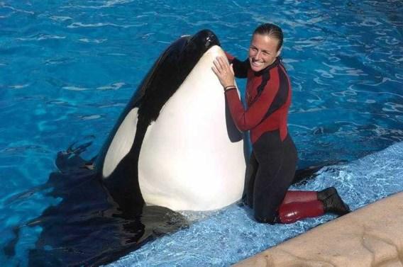 Orka doodt trainer in SeaWorld