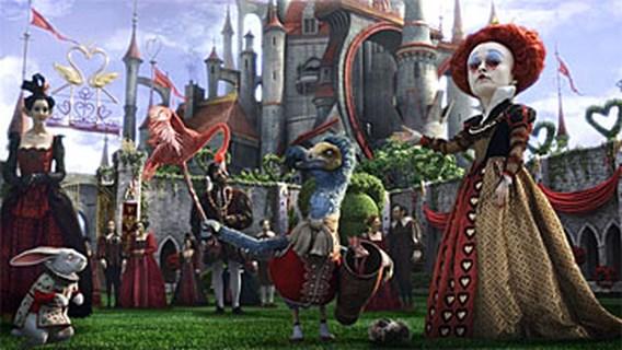 Belgische bioscopen heffen boycot 'Alice in Wonderland' op