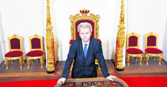 Politicoloog Fennema: 'De vergelijking met Pim Fortuyn doet Wilders tekort. Wilders is een veel professionelere politicus.'Jacqueline de Haas/Hollandse Hoop