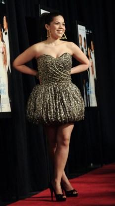 America Ferrera maakt zich klaar voor carrière na 'Ugly Betty'