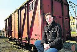 'In heel België zijn maar vier treinen met Joden bevrijd, en in Diksmuide waren dat er het meest', vertelt Bossu. Kurt Desplenter