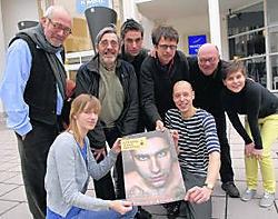 Het team van Cinema Novo stelde opnieuw een gevarieerd programma samen. Michel Vanneuville