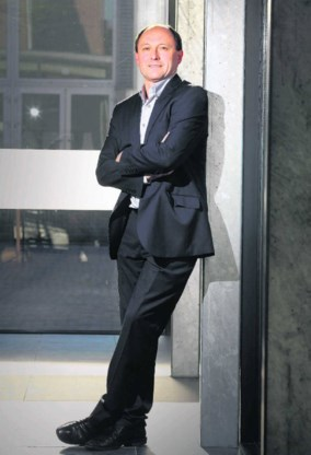 Patrick Develtere: een dynamisch man, met een duidelijke visie, die sterk is in netwerken.Pieter-Jan Vanstockstraeten
