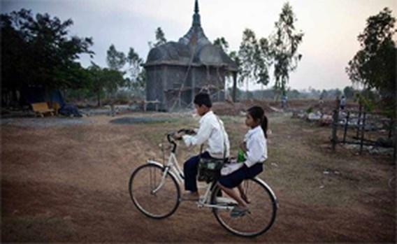 Bolwerk Rode Khmer wordt toeristische trekpleister