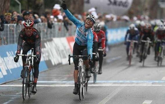 Gerdemann wint eerste rit Tirreno-Adriatico
