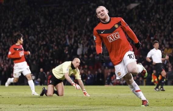 Rooney overstemt Becks