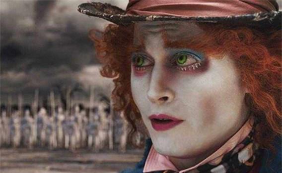 'Alice in Wonderland' brengt in openingsweekend meer op dan 'Avatar'