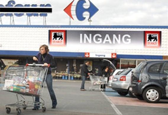 Delhaize bekijkt overname Carrefour-winkels
