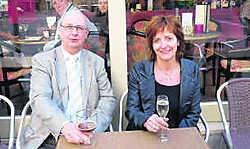 Albert Serpieters en Dorine Geersens zijn voor het reglement, maar hebben vragen bij de slechte timing. mma