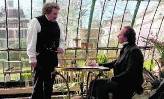 'L'autre Dumas': prettig vermaak dat niet lang blijft hangen. filmoblige