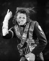 Michael Jackson. rtr