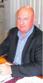 Korpschef Luc Deryckere: 'Er liep een tuchtprocedure tegen Ronald Verbeke.' pli