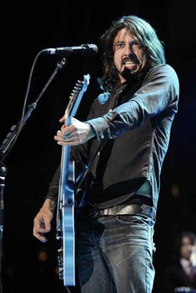 Dave Grohl neemt overdosis ... koffie