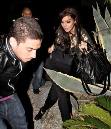 Lindsay Lohan valt voor paparazzi