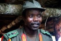 Joseph Kony is de beruchte leider van het Verzetsleger van de Heer, dat al jaren terreur zaait in de hele regio. ap