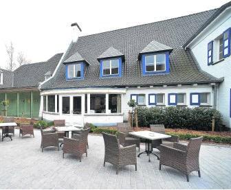 Vanuit Hotel Weinebrugge naar de Ronde van Vlaanderen.Marc Herremans