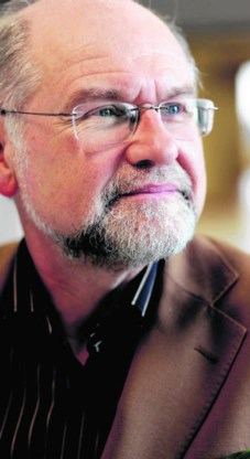 Voorzitter Jan Renders neemt afscheid van zijn beweging ACW. Ivan Put