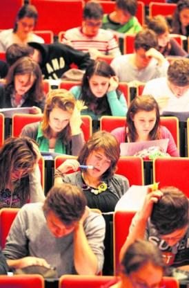 Voorbereiding op de toelatingsproef geneeskunde aan de KU Leuven. Pieter Jan Vanstockstraten