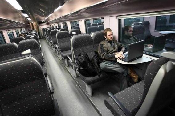 Gratis internetten in Nederlandse treinen