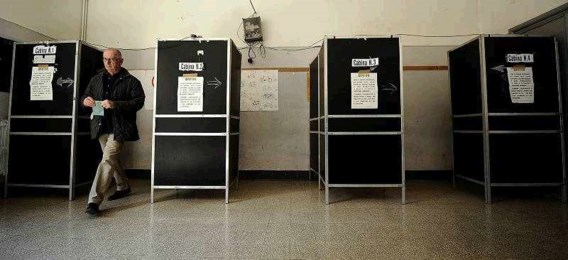 Magere opkomst bij regionale verkiezingen in Italië