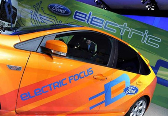 Veel interesse voor elektrische bedrijfswagens