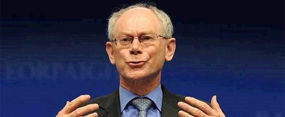 Van Rompuy en IMF proberen markt te sussen