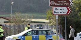 Aanslag met bomauto nabij zetel MI5 in Belfast