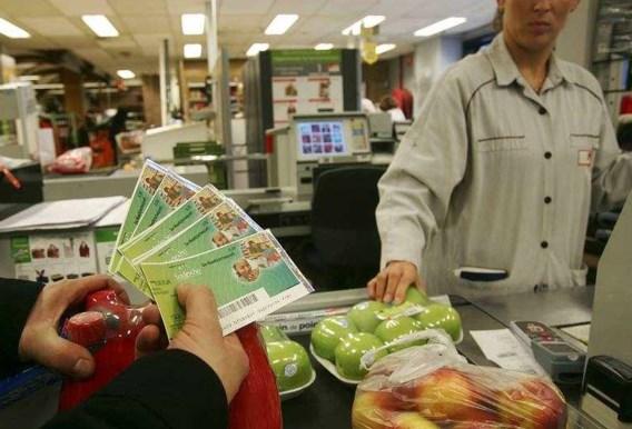 1,8 miljoen aan maaltijdcheques blijft ongebruikt
