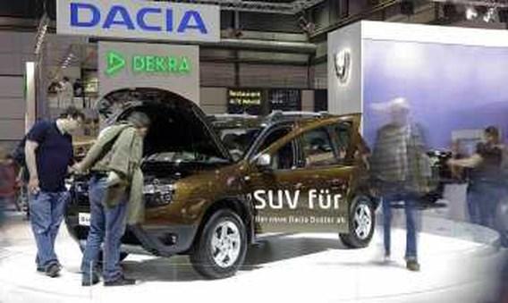 Europese autoverkoop krijgt klappen