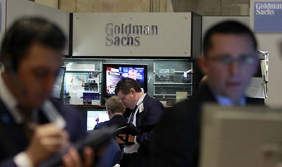 Hoogmoed en hebzucht bij Goldman Sachs