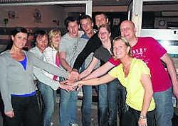 'Het Stedenspel was zwaar maar leuk', getuigen de deelnemers. Johan Van Bever