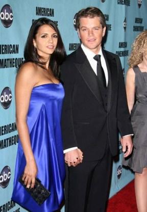 Matt Damon opnieuw vader geworden