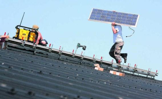 Steun voor zonnepanelen gaat versneld omlaag