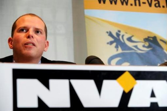 Theo Francken trekt Leuvense Kamerlijst N-VA