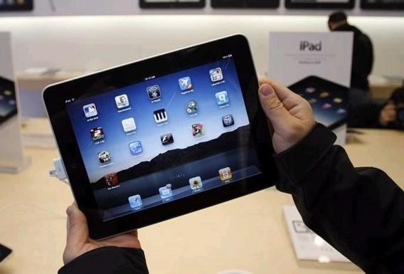 iPad vanaf vrijdag ook in België