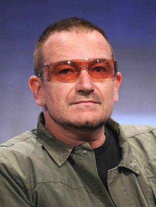Bono jaagt Zuid-Afrikanen op stang