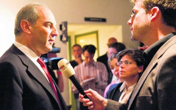 Job Cohen (links) geeft in debatten ruimte aan zijn rivalen en geeft hen soms gelijk.Michiel Wijnbergh/hollandse hoogte