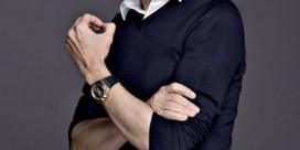 Erik Van Looy maakt reclame voor horloges