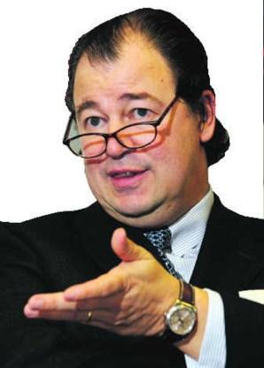 Benoît De Blieck: 'Het is aan de aandeelhouder om te diversifiëren.' pn