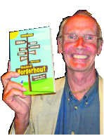 Walter Lotens schreef 'Groeten uit Borgerhout'. vjb
