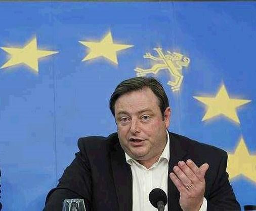 Weinig weerklank na internationale persconferentie De Wever