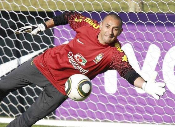 Braziliaanse reservedoelman Gomes hoopt niet te moeten spelen