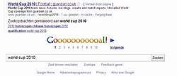 Google in WK-sferen