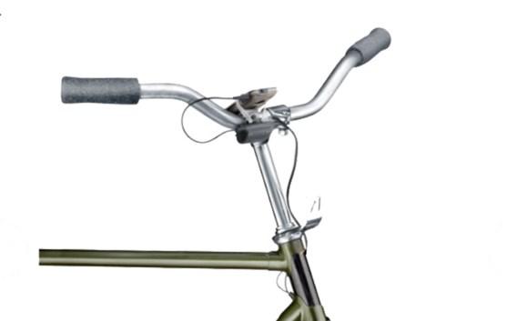 Laad je gsm al fietsend op