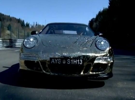 VIDEO: de traagste Porsche ter wereld