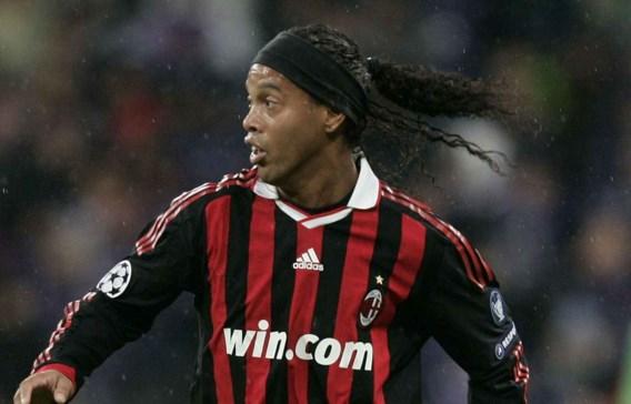 Braziliaanse president wil Ronaldinho erbij