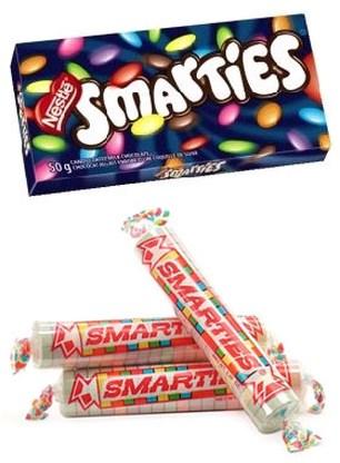 Smarties Vs. Smarties voor de rechter