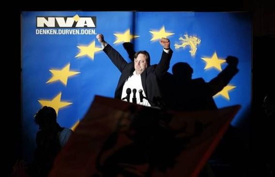N-VA steekt de hand uit naar andere partijen